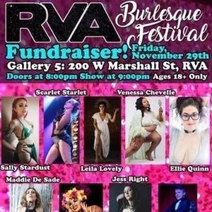 RVA Burlesque Festival Fundraiser