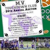 Touchdown Club Auction
