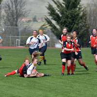 Women's Rugby Game
