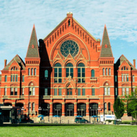 Cincinnati Music Hall