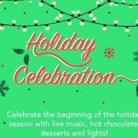 Holiday Celebration December 3 @ 5pm, Brazos Park