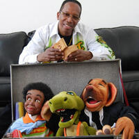 See TyRone and Friends at RVA Winter Puppetfest