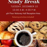 Student Affairs Study Break