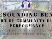Reosunding Beat: A Night of Community Hip Hop Performance