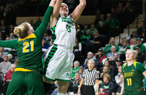 Women's Basketball vs. Mayville State