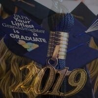 2019 Winter Grad Cap Decorating Contest