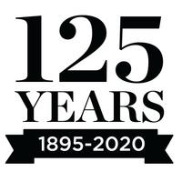 NIU 125 Years logo