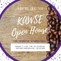 KAWSE Open House