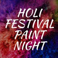 Holi Festival Paint Night