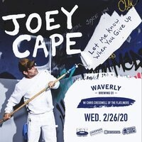 Joey Cape, & Chris Cresswell Live in a Brewery