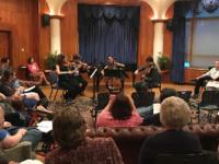 String Quartet Seminar
