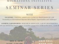 migrations seminar series announcement