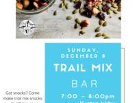 Trail Mix Bar