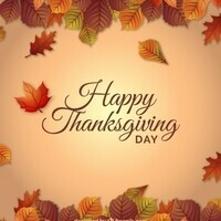 ALL River Valley District Offices are CLOSED TODAY - Happy Thanksgiving!