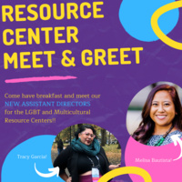 Resource Center Meet & Greet