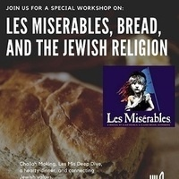 Les Miserables, Bread and The Jewish Religion