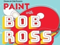Paint with Bob Ross!