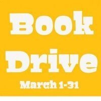 OSV March Book Drive