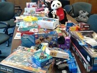 Gift Drop Off: 'Gifts for the Giving'
