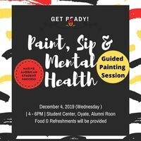Paint, Sip & Mental Health