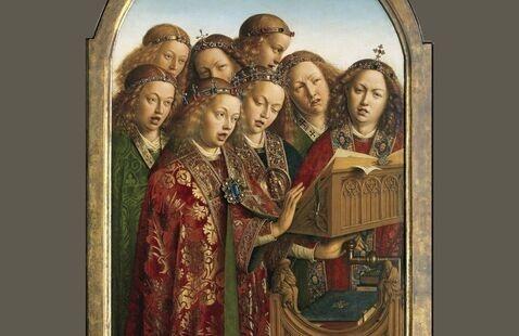 The Claremont Concert Choir and Claremont Treble Singers