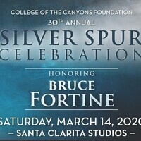 COC Foundation Silver Spur