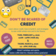 Don't be Scared of Credit