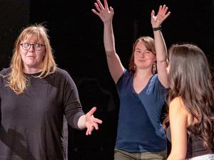 The Kaleidoscope: An Improv Comedy Show