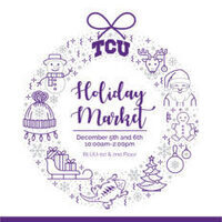 Holiday Market Graphic