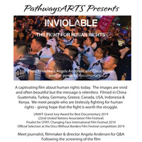 Documentary Screening: Inviolable - The Fight for Human Rights