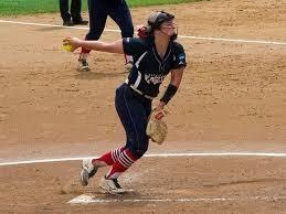USI Softball vs Lake Erie College at Westfield, IN, Grand Park
