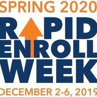 Rapid Enroll Week