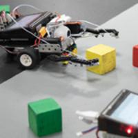 UofL Robot Box-Sorting Contest