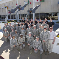 Air Force group photo