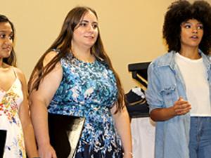 Pitt-Greensburg: Distinct Voices Performance