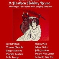 A HEATHEN HOLIDAY REVUE