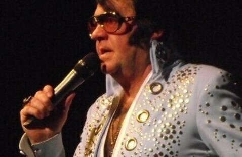 Marl Pitts elvis tribute