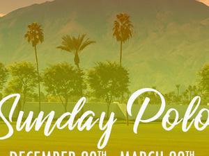 CANCELLED FOR SEASON - Sunday Polo at Empire Polo Club