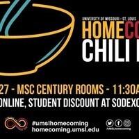 Homecoming Chili Feed