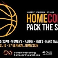 Homecoming Pack the Stands Basketball Game