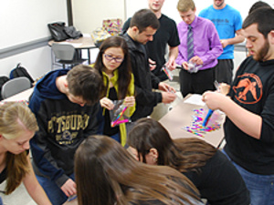 Pitt-Greensburg: Martin Luther King, Jr. Day of Caring