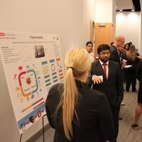 Supply Chain Resource Cooperative Student Poster Presentations