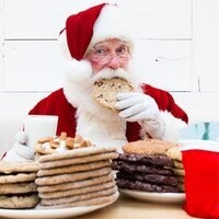 Brunch with Santa Claus at Summerhouse at Pike & Rose