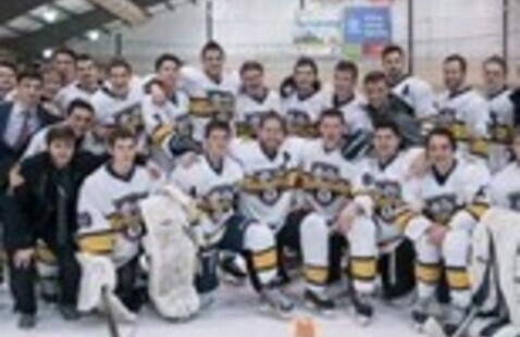 Men's Club Hockey: Home game vs Ithaca