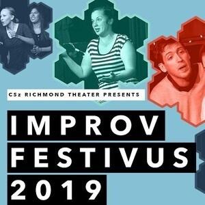 IMPROV FESTIVUS Show #4