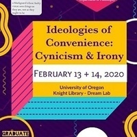 Ideologies of Convenience: Cynicism and Irony