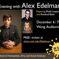 An Evening with Comedian Alex Edelman
