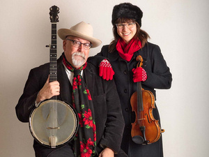 "MCTA: Joe Newberry and April Verch in ""Music of the Season From the Ottawa Valley to the Ozarks"""