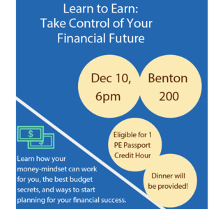 Learn to Earn: Take Control of Your Financial Future