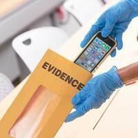 CJ Forensic Crime Scene Overnight